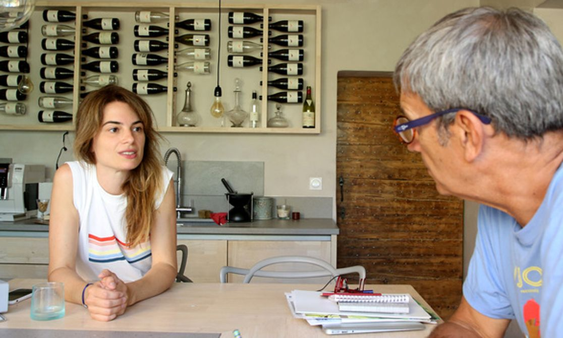 Interviews des comédiens et équipes - Page 5 Juliet10