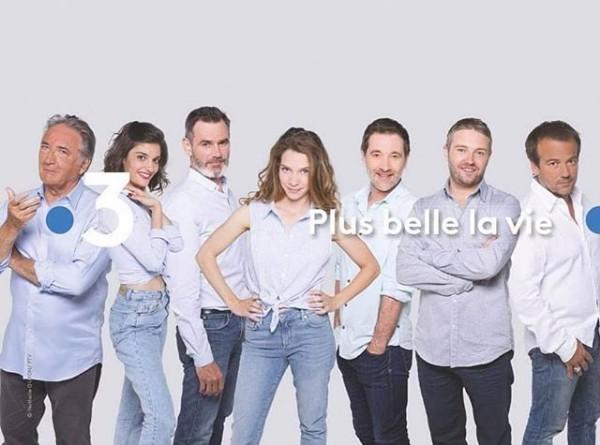 Les comédiens au Festival de la fiction TV La Rochelle Laroch10