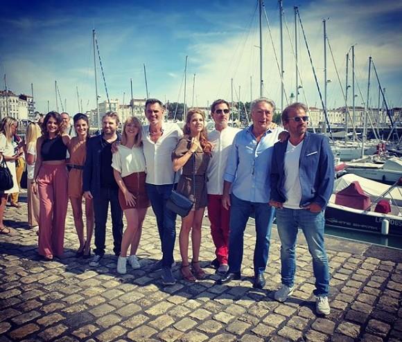 Les comédiens au Festival de la fiction TV La Rochelle - Page 2 Lr210