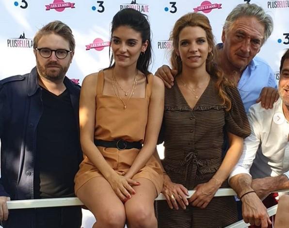 Les comédiens au Festival de la fiction TV La Rochelle - Page 2 Lr310