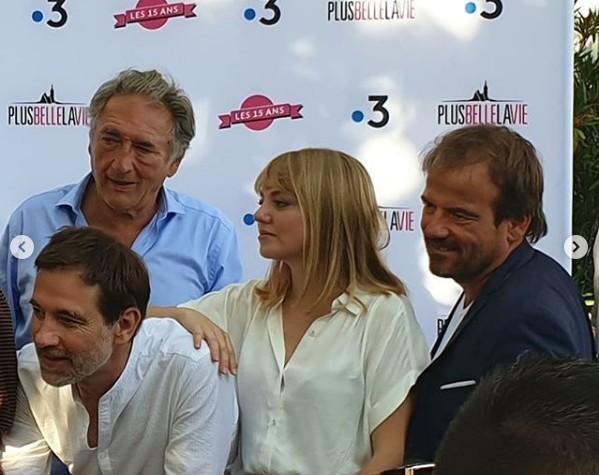 Les comédiens au Festival de la fiction TV La Rochelle - Page 2 Lr410