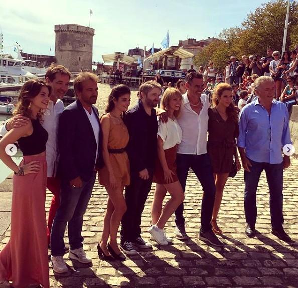 Les comédiens au Festival de la fiction TV La Rochelle - Page 2 Lr510