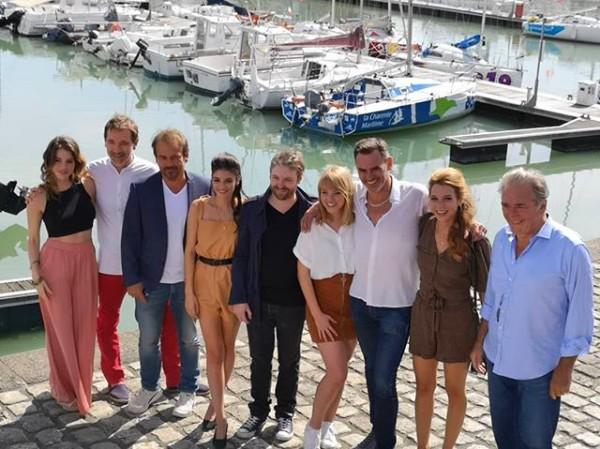 Les comédiens au Festival de la fiction TV La Rochelle - Page 2 Lr710