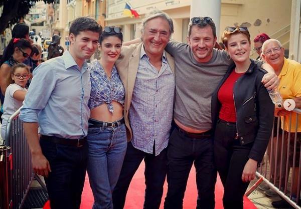 PBLV au festival Les Héros de la TV à Beausoleil Monaco10