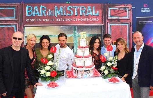 PBLV au Festival de Télévision Monte-Carlo Montec15
