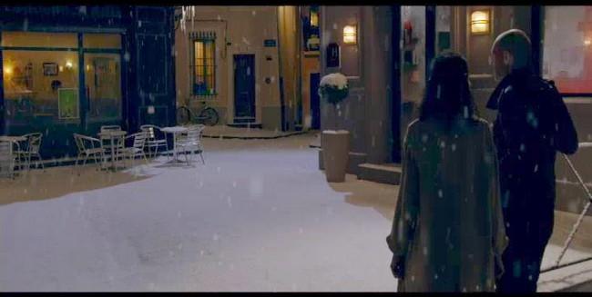 Pluie et neige au Mistral Neige110