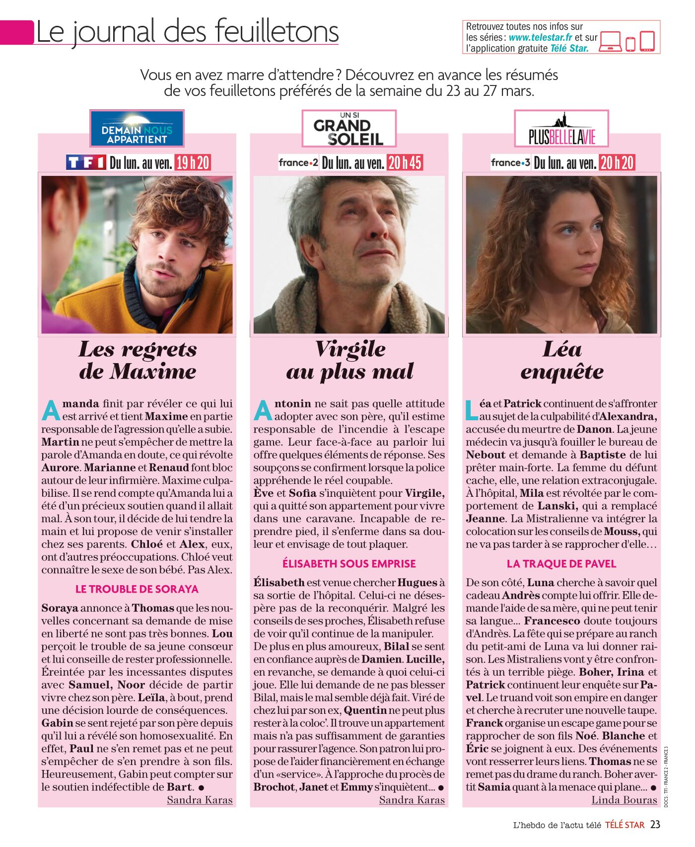 Rubrique PRESSE ! - Page 40 Page2310