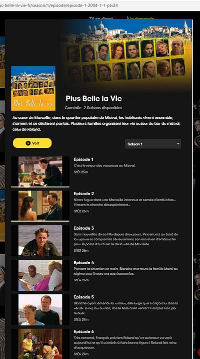 PBLV en streaming gratuit sur PLUTO.TV dès le 8 février ! Pluto10