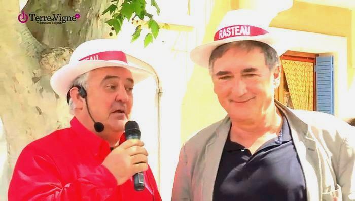 Alexandre Fabre et Régis Maynard à Rasteau (09/06/19) Rastea16