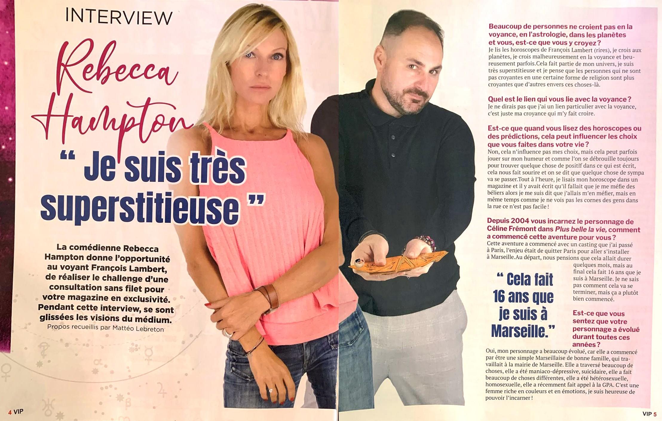 Rubrique PRESSE ! - Page 9 Rebecc14