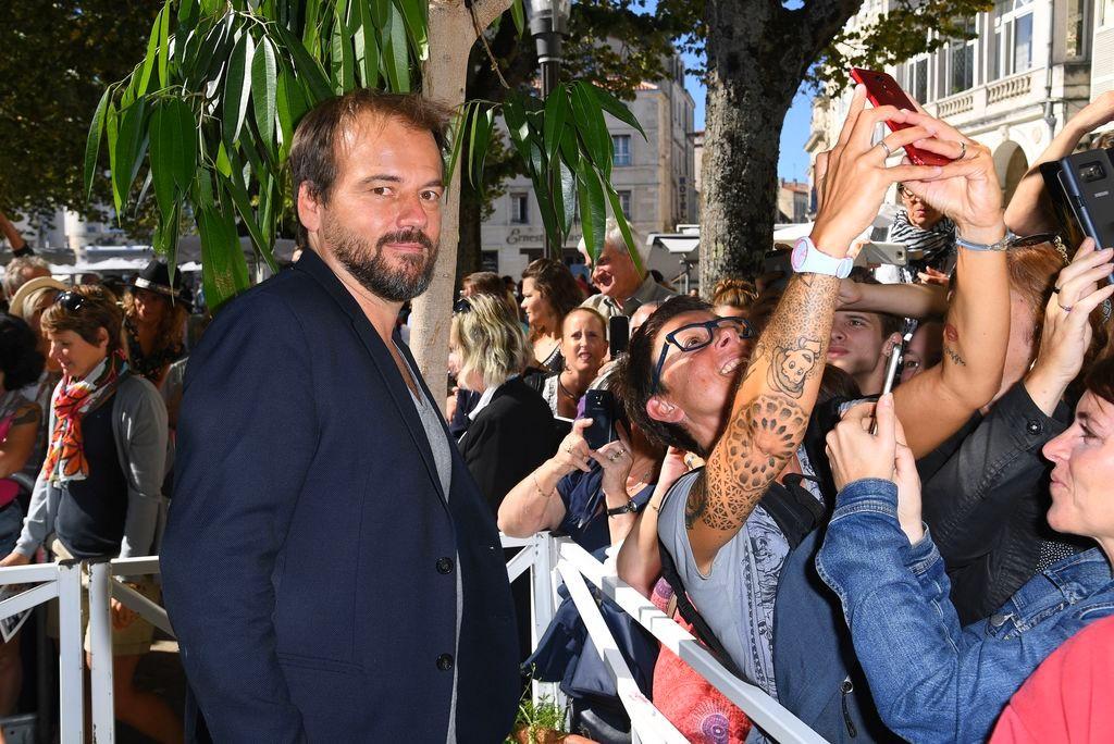 Les comédiens au Festival de la fiction TV La Rochelle (15/09/18) Rochel10