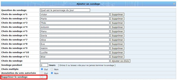 TUTORIEL : créer un sujet/sondage Sondag11