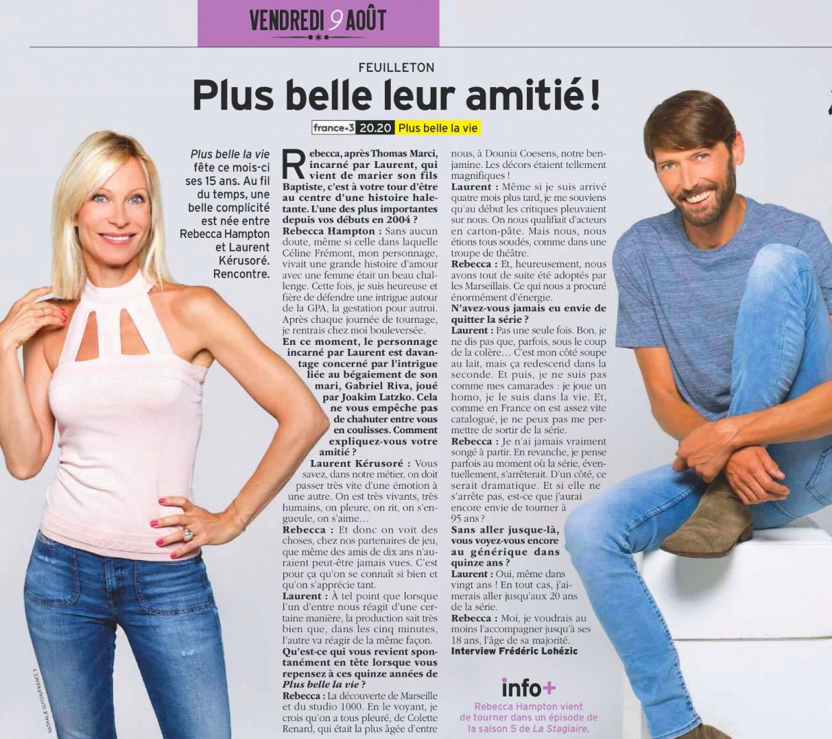 Rubrique presse ! - Page 29 Tele710