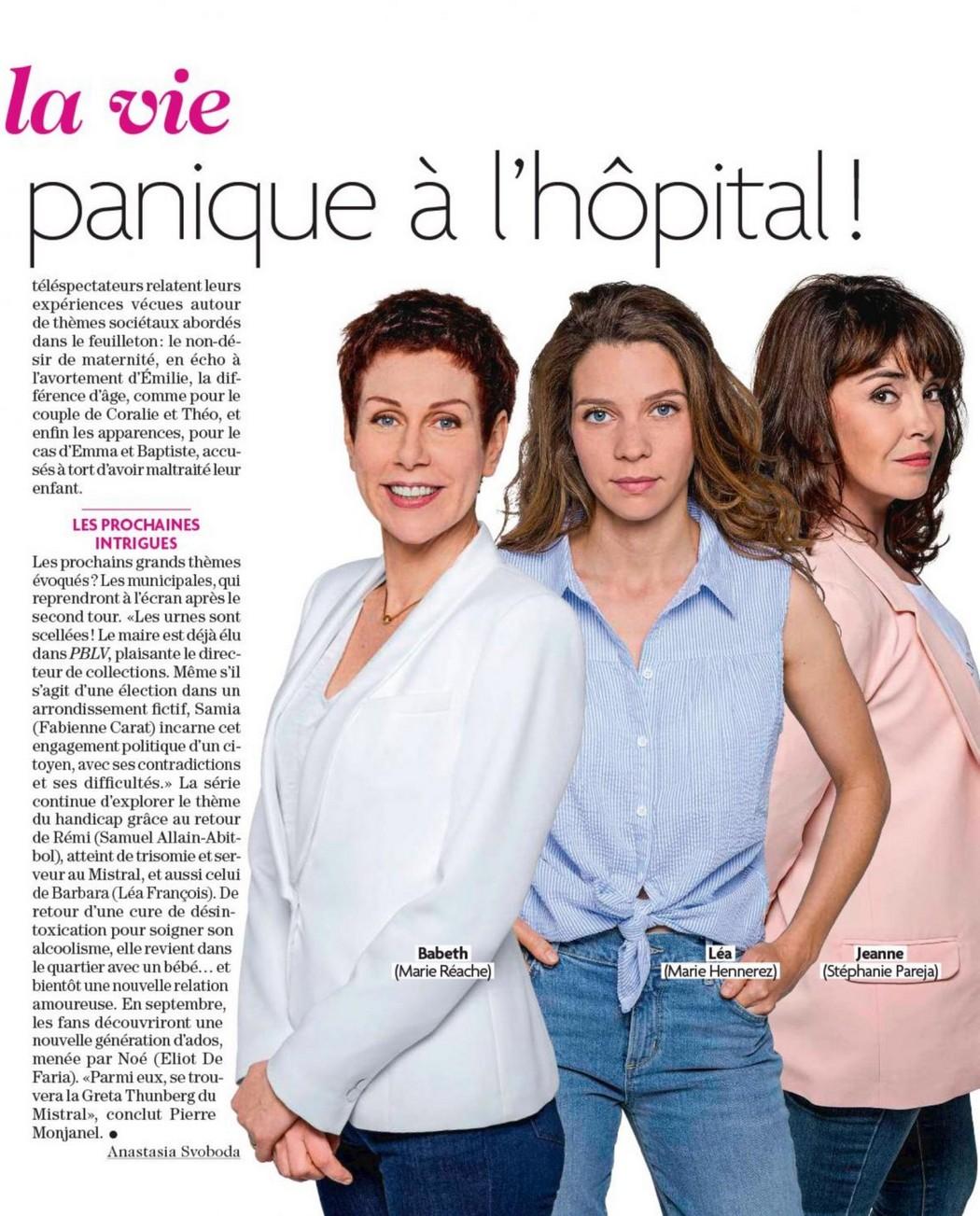 Rubrique PRESSE ! - Page 40 Telest32