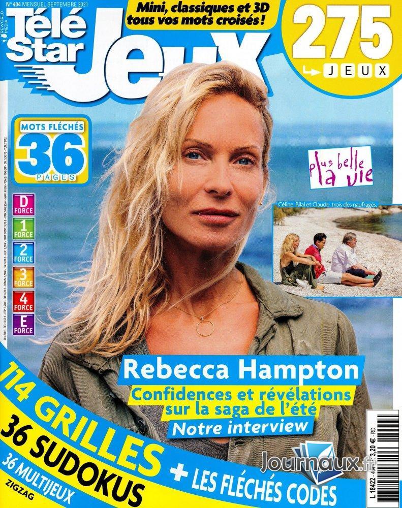 Interviews des comédiens et équipes - Page 12 Telest73