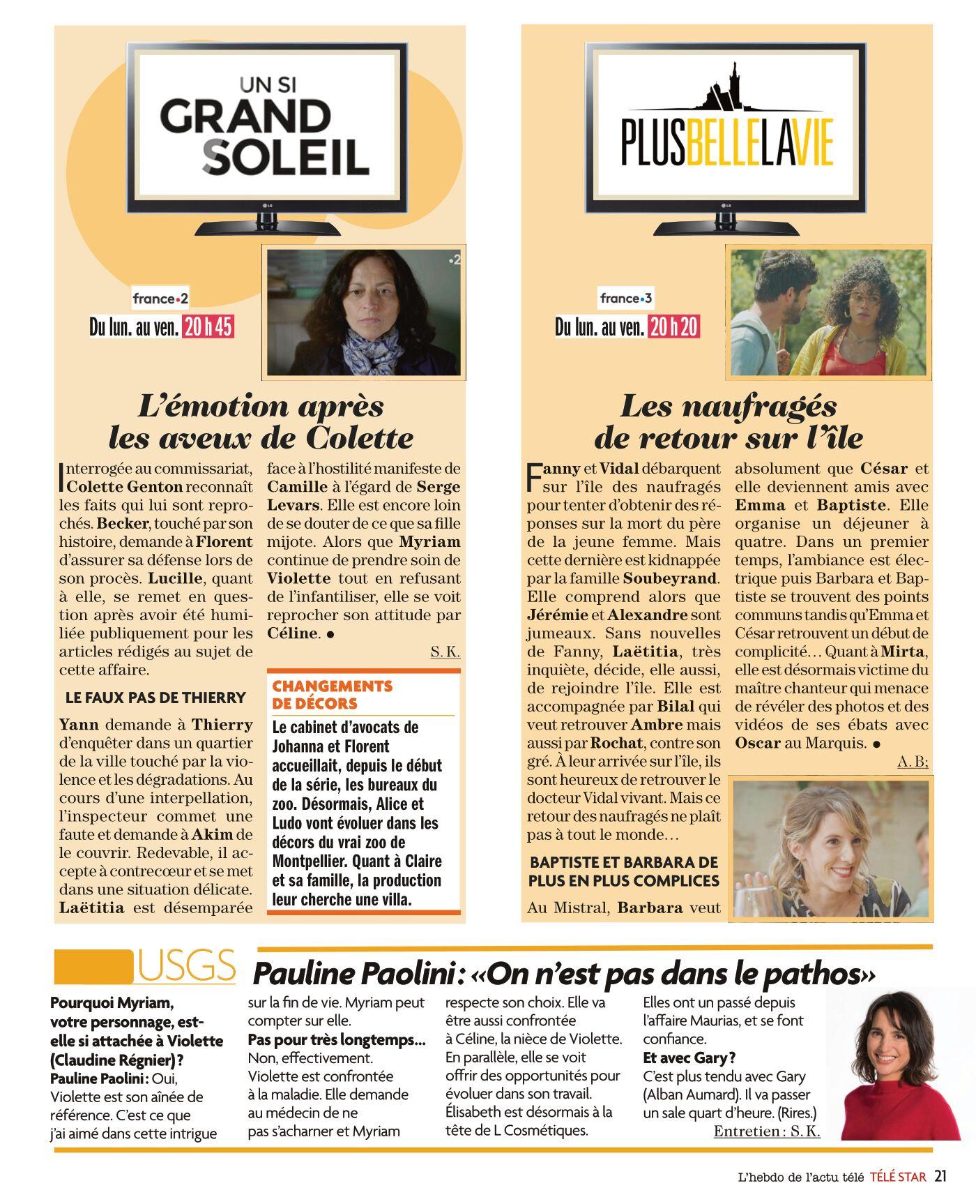 Rubrique PRESSE ! - Page 18 Telest76