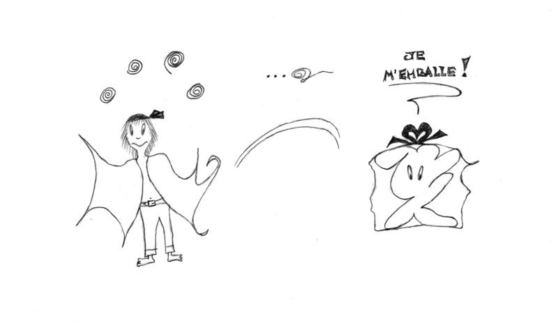 Mes dessins .... inachevés / Autres - Nuage - Page 11 Carica10