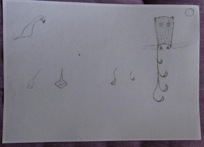Mes dessins .... inachevés / Autres - Nuage - Page 2 Dsc04237