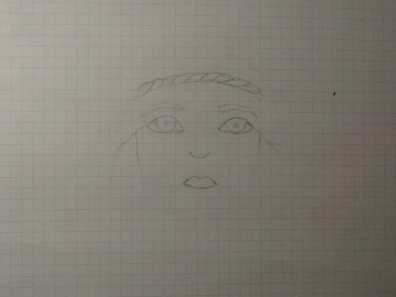 Mes dessins .... inachevés / Autres - Nuage - Page 11 Dsc05112