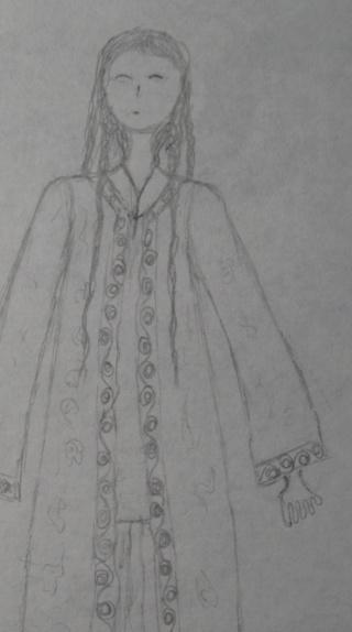 Mes dessins .... inachevés / Autres - Nuage - Page 10 Dzotai20