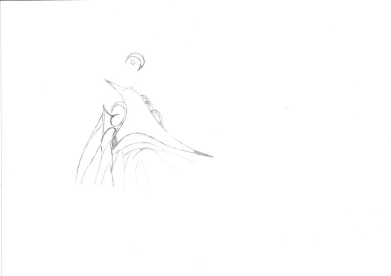 Mes dessins .... inachevés / Autres - Nuage Img_2028