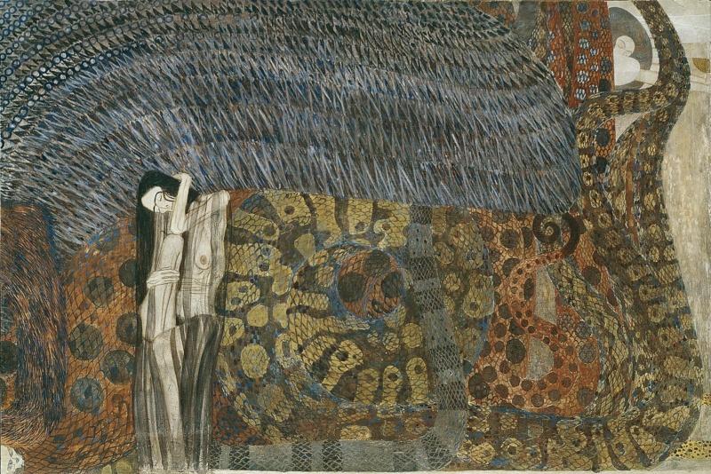 Vos oeuvres d'arts favoris (Peinture/Sculpture/Photographie)  - Page 2 Klimt_10