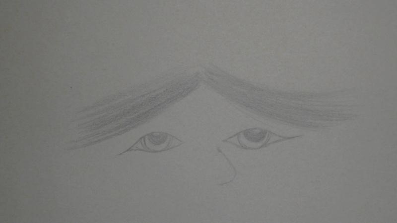 Mes dessins .... inachevés / Autres - Nuage - Page 11 P1020119