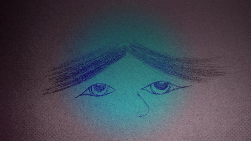 Mes dessins .... inachevés / Autres - Nuage - Page 11 P1020120