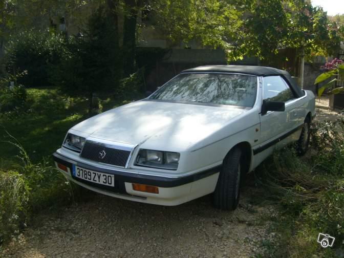 Chrysler le baron 1992 04585212