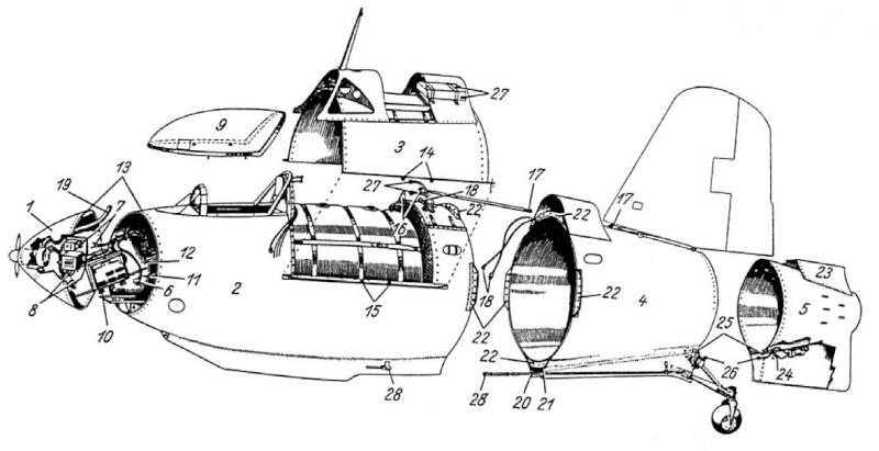 Messerschmitt Me163B Komet 1/32 112