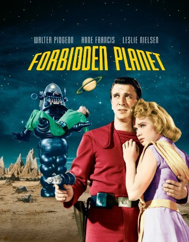 Robby the Robot from 'Forbidden Planet' 51awt310