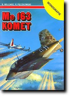 Messerschmitt Me163B Komet 1/32 Ajp2310