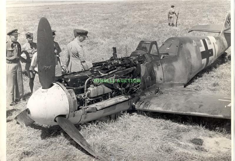 109 in Malta Bf109g10