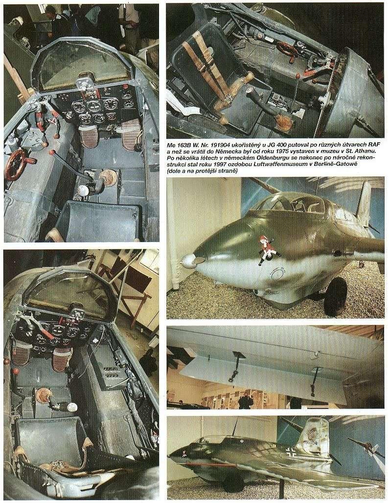 Messerschmitt Me163B Komet 1/32 Me163c10