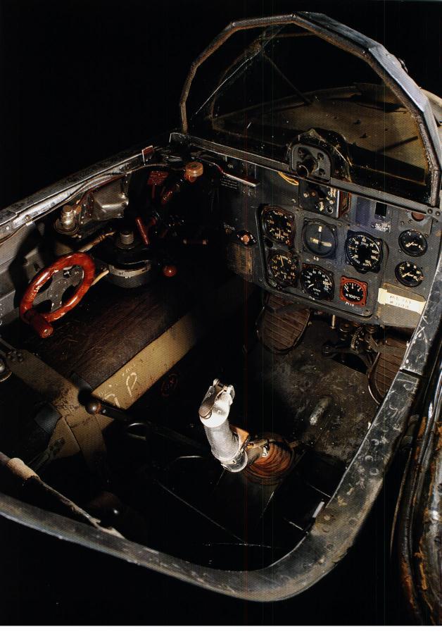 Messerschmitt Me163B Komet 1/32 Messer12