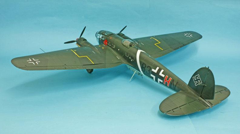 In progress.....1/32nd Junkers Ju88 A1 - Page 2 Port-r11