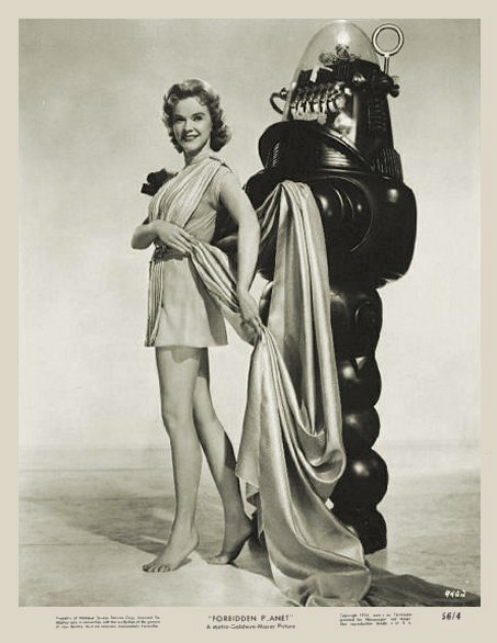 Robby the Robot from 'Forbidden Planet' Press_10