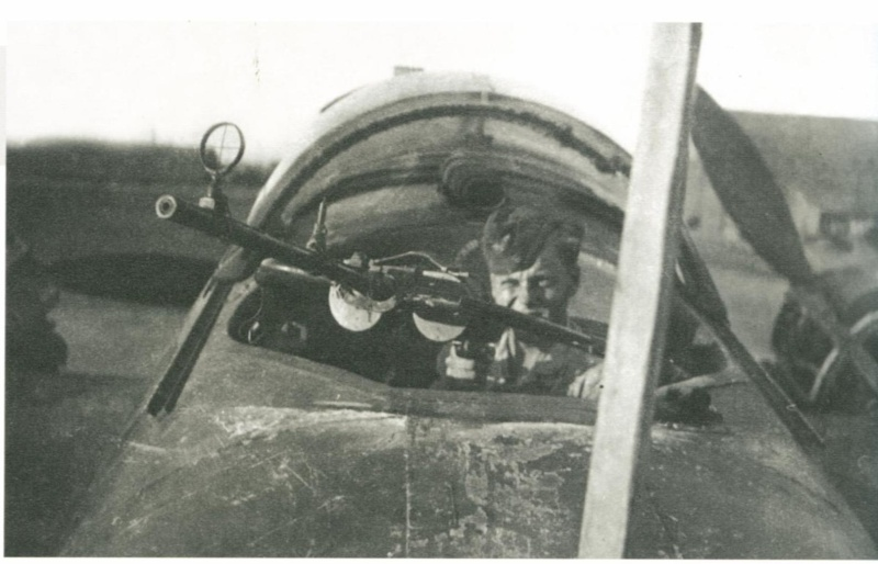 He 111 detail Turret10