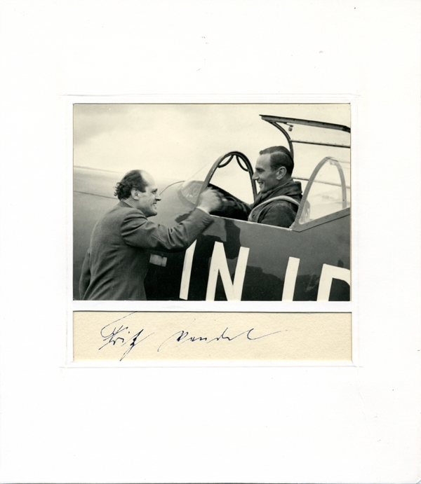 Messerschmitt Me209 V1/V4 Duo Wendel10