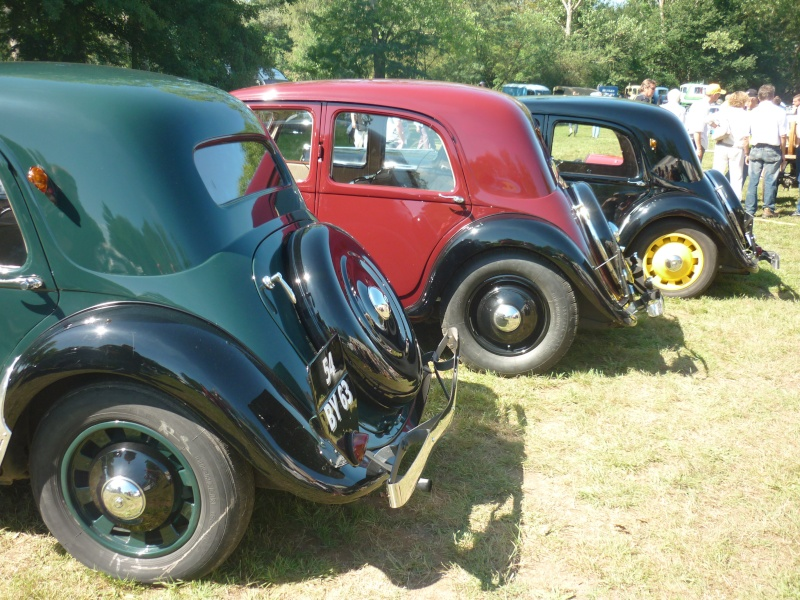 29e concentration véhicules anciens à Mably, base de loisir du Merlin le 28 Août 2011 28_ao127