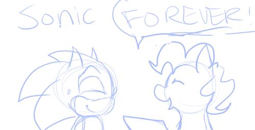 Sonic Forever - Portal Ex110