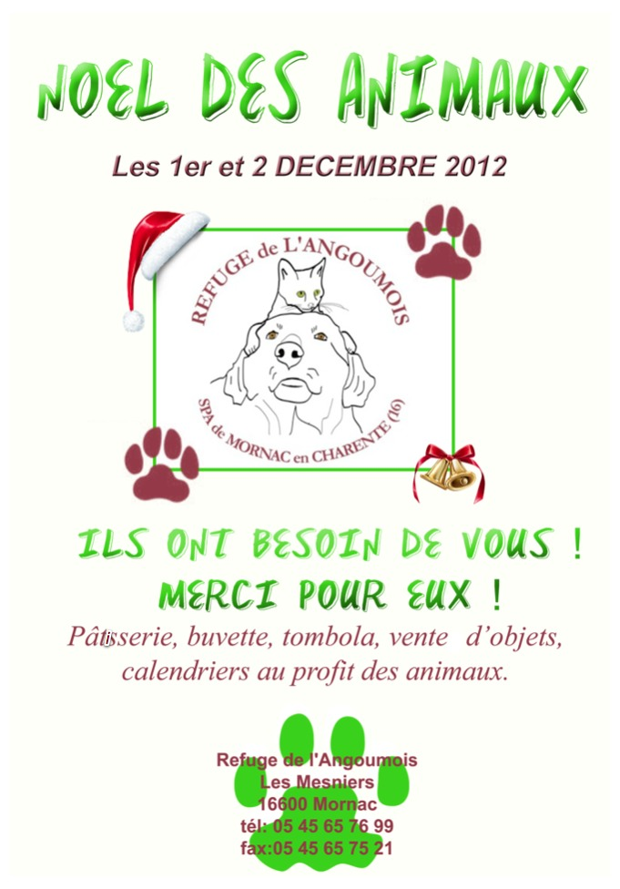 Noel des Animaux Noel10