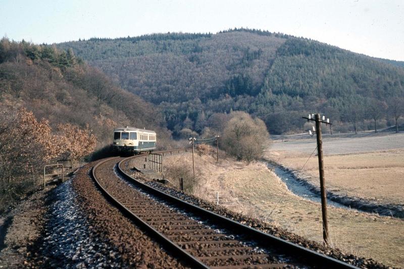 Akku-Triebwagen 515 - ex ETA 150 515_1310