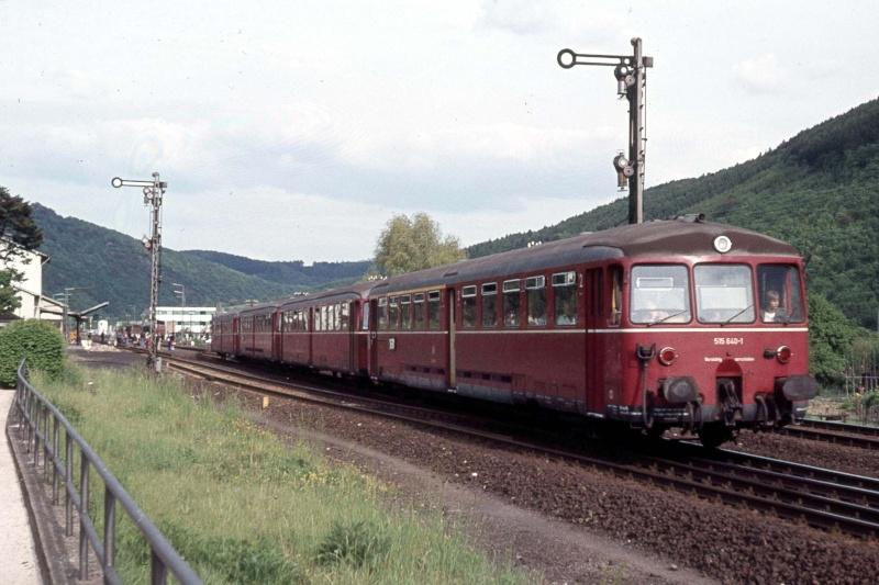 Akku-Triebwagen 515 - ex ETA 150 9850a411