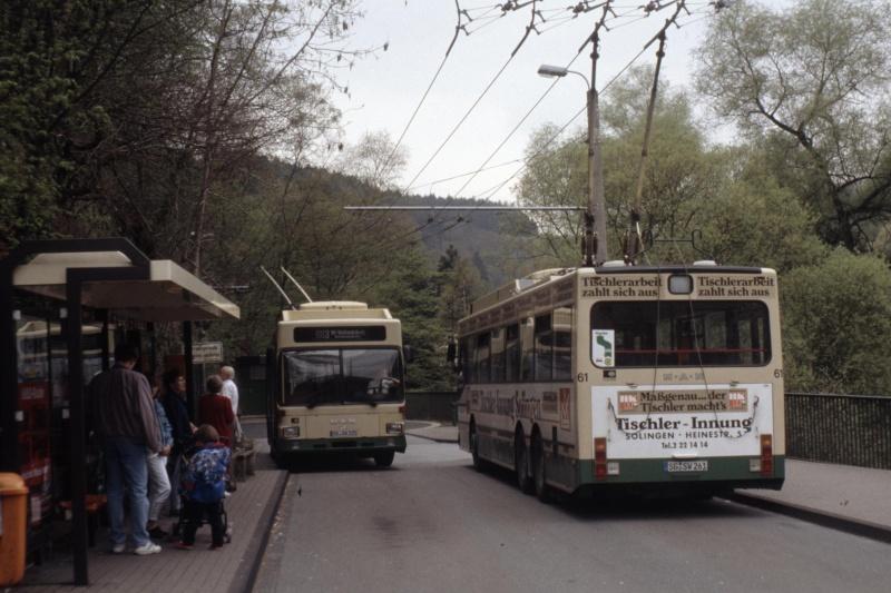 O-Bus-Drehscheibe - Sonderling aus Solingen Bild-012