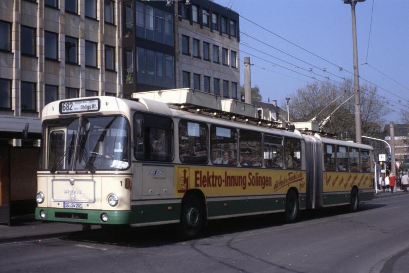 O-Bus-Drehscheibe - Sonderling aus Solingen Bild-014