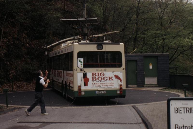 O-Bus-Drehscheibe - Sonderling aus Solingen Bild-015