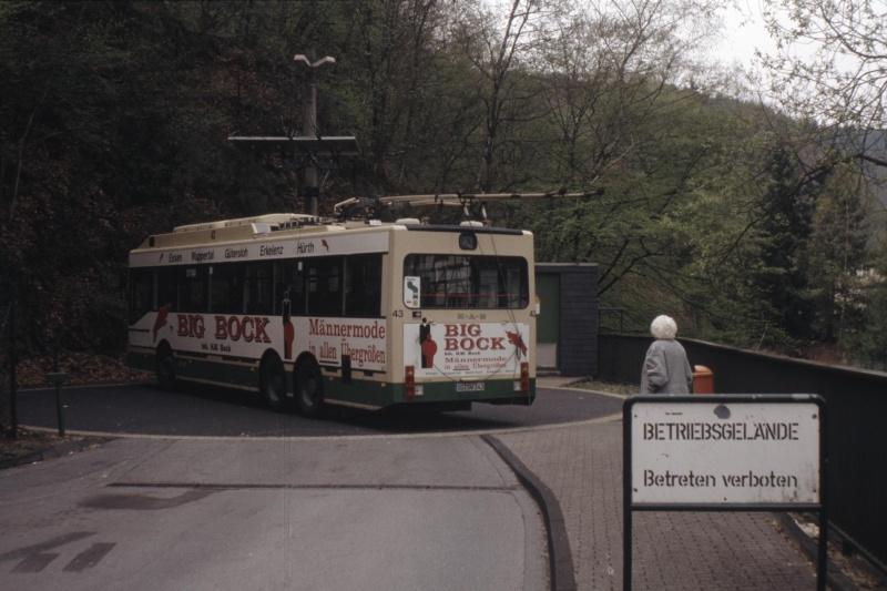 O-Bus-Drehscheibe - Sonderling aus Solingen Bild-016