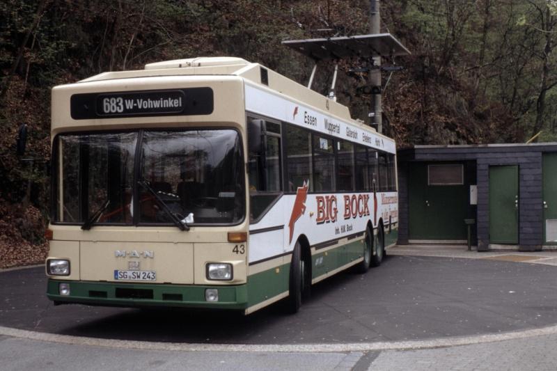 O-Bus-Drehscheibe - Sonderling aus Solingen Bild-018