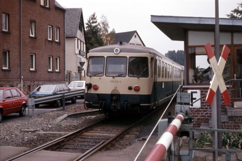 Akku-Triebwagen 515 - ex ETA 150 Gs-d-021